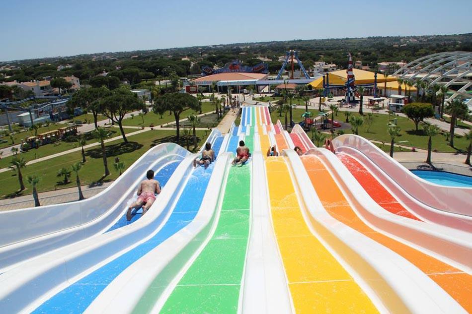 Algarve tem dois dos melhores parques aquáticos da Europa