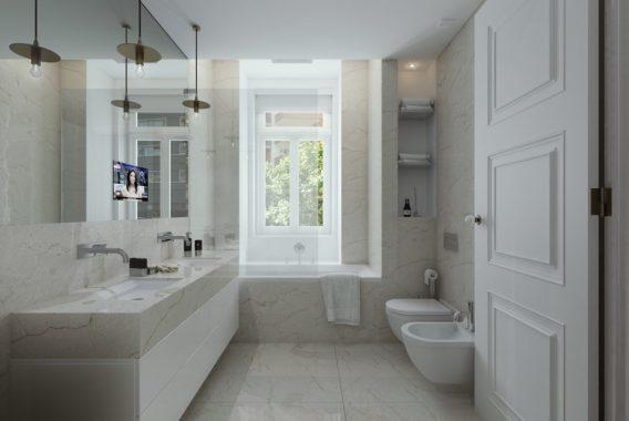 casa de banhos