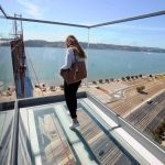 Lisboa: o arrepiante miradouro Ponte 25 Abril