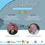 Nosso evento Online – Negócios em Portugal foi um sucesso!